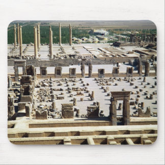 General view of the palace, Achaemenian Period Mouse Pad