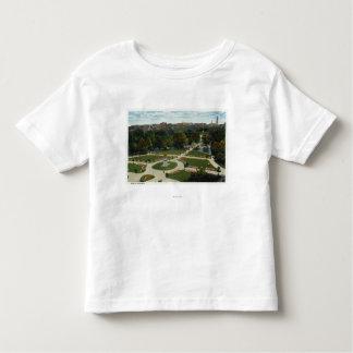 General View of the Public Garden Toddler T-shirt