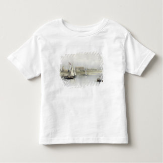 General View of the Ruins of Luxor from the Nile, Toddler T-shirt