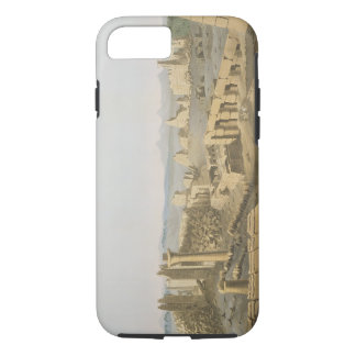 General View of the Ruins of the Great Temple of C iPhone 8/7 Case