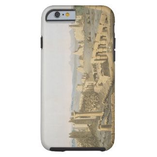 General View of the Ruins of the Great Temple of C Tough iPhone 6 Case