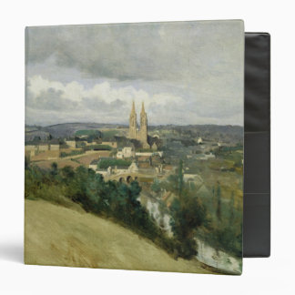 General View of the Town of Saint-Lo, c.1833 Binder
