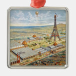 General View of the Universal Exhibition Christmas Tree Ornaments