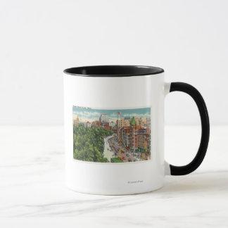 General View of Tremont Street Mug