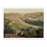 General view, Zahleh, Holy Land, (i.e., Zahlah, Le Postcards