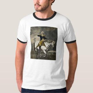 General Washington at Battle of Trenton T Shirt
