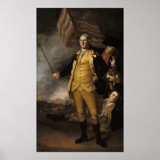 General Washington -- Frontera Posters