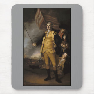 General Washington Mouse Pad