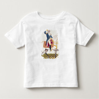 General Washington on a White Charger, c.1835 Toddler T-shirt