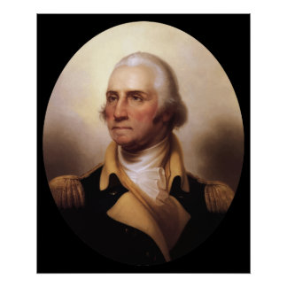 General Washington Poster