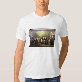 General Washington Resigning His Commission T-Shirt