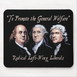 General Welfare Mouse Pad