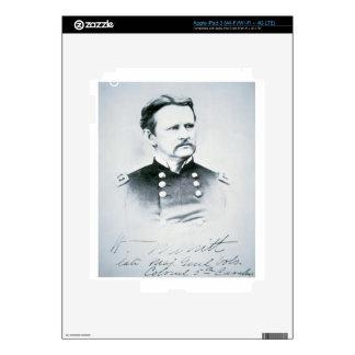General Wesley Merritt (1834-1910) (b/w photo) Skins For iPad 3