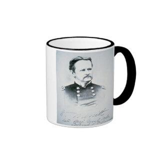 General Wesley Merritt (1834-1910) (foto de b/w) Taza De Café
