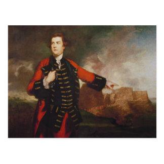 General William Keppel Postcard
