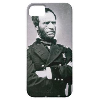 General William T. Sherman (1820-91) (b/w photo) iPhone SE/5/5s Case