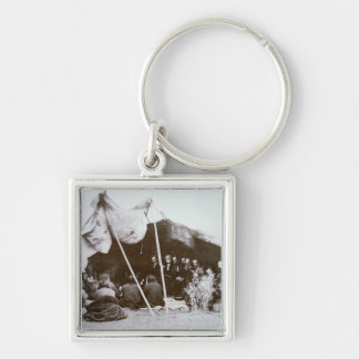 General William T. Sherman (1820-91) presides at t Key Chains