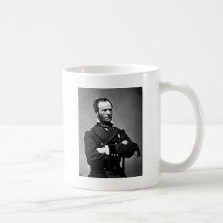General William Tecumseh Sherman, 1865. Coffee Mug