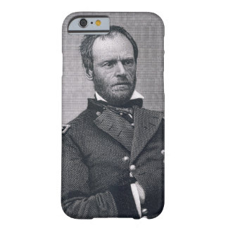 General William Tecumseh Sherman, engraved after a Barely There iPhone 6 Case