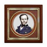 General William Tecumseh Sherman Jewelry Boxes