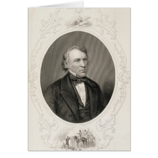 General Zachary Taylor Greeting Card