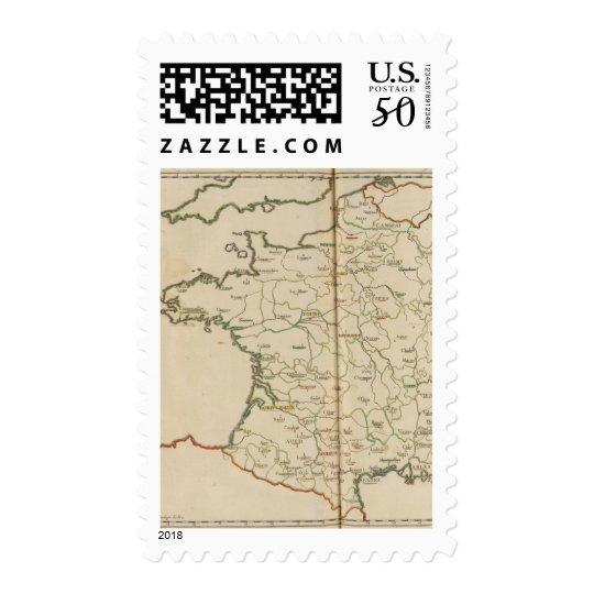 Generalities of France Postage