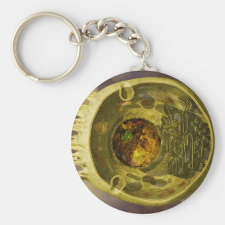 Generalized animal cell keychains