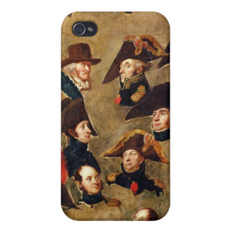 Generals of the Camp de Boulogne iPhone 4/4S Covers