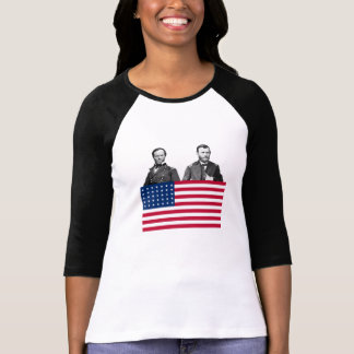 Generals Sherman and Grant T-Shirt