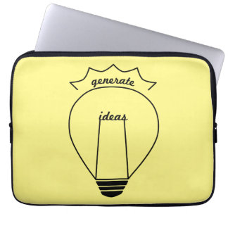 Generate Ideas Laptop Sleeve