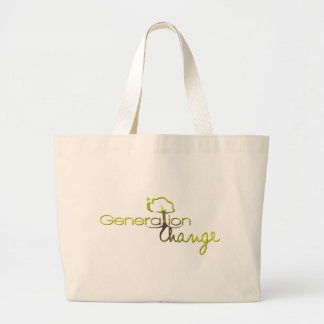 Generation Change Canvas Bags
