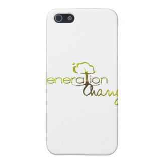 Generation Change Cases For iPhone 5