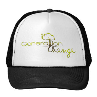 Generation Change Hat