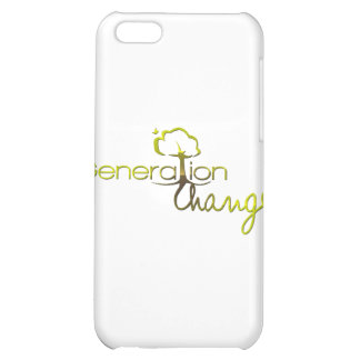 Generation Change iPhone 5C Covers