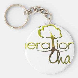Generation Change Keychains
