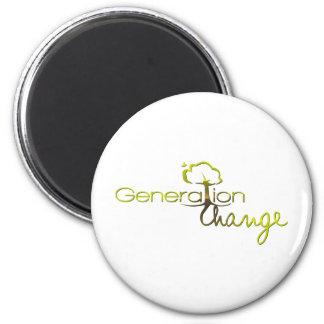 Generation Change Magnet