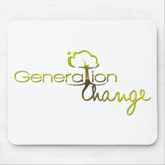 Generation Change Mouse Pad
