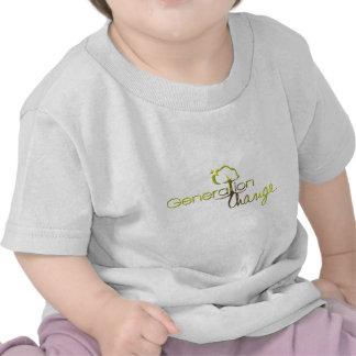 Generation Change Tshirts