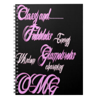 Generation G(irls) Rule! Notebook