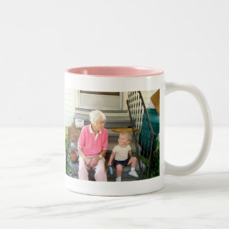 Generation Gap - Grandparents Day Mug