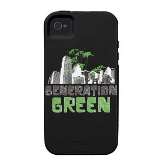 Generation Green Vibe iPhone 4 Cases