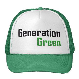 Generation Green Hat