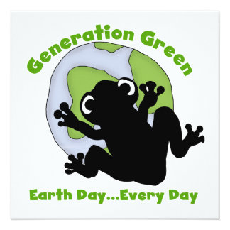 Generation Green T-shirts and Gifts Card