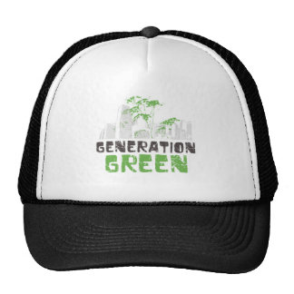 Generation Green Trucker Hat