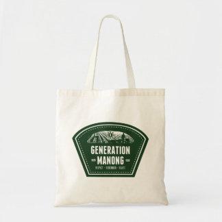 Generation Manong Tote Bag