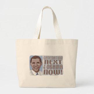 Generation Next 4 Obama Now Bag