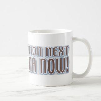 Generation Next 4 Obama Now Mug