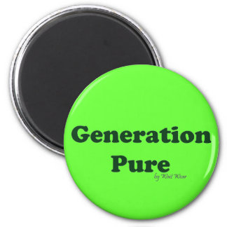 Generation Pure Refrigerator Magnet