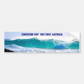 Generation Surf decal