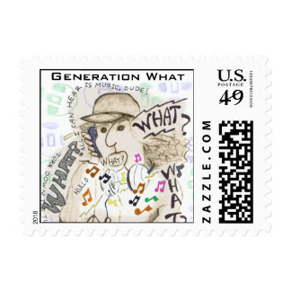 Generation What Stamp